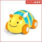 SKIP HOP(スキップホップ) アニマル・プル&ゴーカーズ ビー 車のおもちゃ