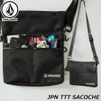 ボルコム VOLCOM ショルダーサコッシュ JPN TTT SACOCHE D6502001 【返品種別OUTLET】