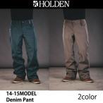 HOLDEN 14-15 ホールデン メンズ ウェア Denim Pant ストレッチデニムパンツ【返品種別SALE】