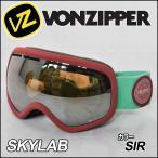 VONZIPPER ボンジッパー ゴーグル 14-15モデル SKYLAB /AE21M-706/ SIR/ ASIAN FIT GOGGLE【返品種別SALE】