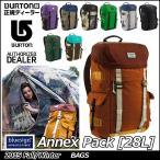15 FALL/WINTER BURTON  バートン 【Annex Pack [28L]】 Day Pack デイパック バックパック 日本正規品  【返品種別SALE】