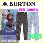 15-16 BURTON バートン  アナ雪 レギンス Disney Frozen Girls' Legging  キッズ KIDS  5才-18 小中学生 レギンス タイツ  「メール便可」【返品種別OUTLET】