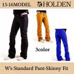HOLDEN 15-16 ホールデン レディース ウエア パンツ Standard Pant Skinny Fit 【返品種別SALE】