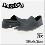 ショッピング春夏 volcom ボルコム スニーカー メンズ Thirds Shoe カラーVBKヴォルコム シューズ 靴  【返品種別SALE】