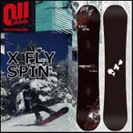 17-18 011 artistic x fly spin ゼロワンワン・アーティスティック スノーボード X FLY SPIN エックスフライスピン/予約販売品