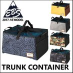eb's (エビス ) 17-18 モデル スノーボード ウェアバッグ ブーツケース バッグ  TRUNK CONTAINER(トランク・コンテナー )