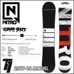 ショッピングスノーボード 17-18 NITRO 17-18モデル  ナイトロ nitro スノボー 板 T1 SNOWBOARD スノーボード