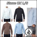 ショッピングvolcom VOLCOM ボルコム メンズ 長袖 シャツ Stone OX L/S 長そで ヴォルコム メール便不可