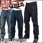 ショッピングボルコム volcom ボルコム デニム パンツ メンズ ジーンズ ジーパン JapanLimited Ergo Denim ヴォルコム