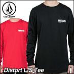 ショッピングボルコム VOLCOM ボルコム tシャツ ロンT メンズ Distort L/S Tee 長そで ヴォルコム メール便可