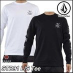 ショッピングボルコム VOLCOM ボルコム tシャツ ロンT メンズ STB91 L/S Tee  長そで JapanLimited ヴォルコム メール便可