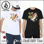 ショッピングボルコム VOLCOM ボルコム tシャツ メンズ Japan LimitedOn A Roll SS  Tee 半そで ヴォルコム メール便可【返品種別SALE】