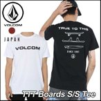 VOLCOM ボルコム tシャツ メンズ Japan LimitedTTT Boards SS Tee 半そで ヴォルコム メール便可【返品種別OUTLET】