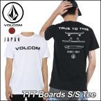 VOLCOM ボルコム tシャツ メンズ Japan Limited 【TTT Boards S/S Tee 】半そで  VOLCOM  【返品種別】