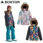 18-19 BURTON バートン キッズ ウエア KIDS 子供用 スノー ウエアー Girls Burton Whiply Bomber Jacket 7-15才 小中学生け 日本正規品