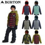 Burton バートン  スノーボード ウェア ジュニア キッズ ジャケット BOYS GAMEDAY JACKET 2018-19年モデル Mサイズ BOG HEATHER TRUE BLACK