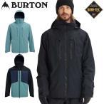 Burton バートン  スノーボード ウェア メンズ ジャケット ゴアテックス AK GORE-TEX SWASH JACKET 2018-19年モデル Mサイズ TRUE BLACK