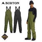 BURTON バートン スノーボード ウェア ビブパンツ MB-GRE-RESRV-BIB-PT TRUEBLACK M