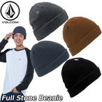 ボルコム ビーニー メンズ  Full Stone Beanie ニット帽  D5831510