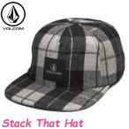 ショッピングボルコム ボルコム キャップ volcom レディース Stack That Hat スナップバック E5531803 帽子