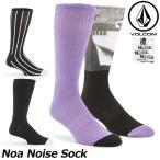 ショッピングボルコム ボルコム 靴下 メンズ  Noa Noise Sock ソックス くつ下  D6331800