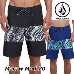 ショッピングボルコム ボルコム サーフパンツ Macaw Mod 20 メンズ 海パン ボードショーツ 水着 Volcom メール便可