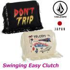 ショッピングボルコム ボルコム クラッチバッグ volcom レディース Swinging Easy Clutch バッグ 鞄 カバン bag メール便不可