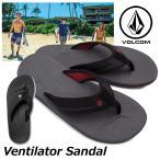 ショッピングボルコム ボルコム ビーチサンダル Ventilator Sandal メンズ ビーサン V0811886 Volcom メール便不可