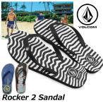 ショッピングボルコム ボルコム ビーチサンダル Rocker 2 Sandal メンズ ビーサン V0811887 Volcom メール便不可
