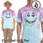 ショッピングボルコム ボルコム tシャツ volcom メンズ Chill Out S/S Tee 2018 春夏半袖 半そで VOLCOM Mens  メール便可