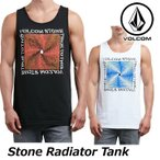 ショッピングボルコム ボルコム タンクトップ volcom メンズ Stone Radiator Tank VOLCOM Mens ノースリーブ メール便可