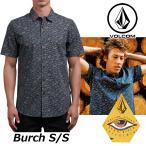 ショッピングボルコム ボルコム シャツ メンズ Burch S/S シャツ Ryan Burch volcom Mens 半袖 半そで メール便不可