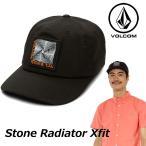 ショッピングボルコム ボルコム キャップ volcom メンズ Stone Radiator Xfit  帽子 VOLCOM  メール便不可