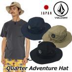 ショッピングボルコム ボルコム アドベンチャーハット volcom メンズ Quarter Adventure Hat 帽子 アウトドア japan limited メール便不可