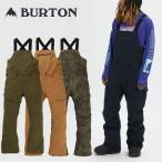 19-20 BURTON バートン メンズ ウエア スノーボード パンツ  Reserve Bib Pant リザーブビブ  ship1【返品種別OUTLET】