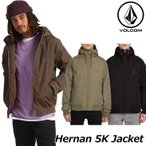 ボルコム VOLCOM メンズHernan 5K Jacket ジャケット A1731900 【返品種別OUTLET】