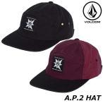 ステッカープレゼント ボルコム キャップ メンズ VOLCOM CAP A.P.2 HAT 帽子 D5531950 ship1