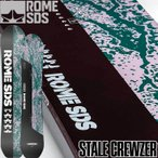 21-22 ROME ローム スノーボード  STALE CREWZER  予約販売品 11月入荷予定 ship1