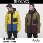HOLDEN 14-15 ホールデン メンズ ウエア Edison Jacket エジソンジャケット【返品種別SALE】