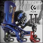 FLUX ビンディング フラックス  スノボー メンズ バインディング 15-16モデル TT【返品種別SALE】