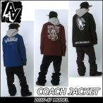 16-17 AA hardwear ウエア ダブルエー メンズ ウェア COACH JACKET コーチジャケット  入荷済み