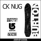 16-17 BURTON バートン MENS メンズ スノーボード CK NUG キャンバー 日本正規品 【返品種別SALE】