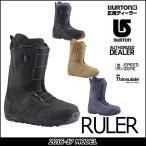 16-17 BURTON バートン MENS メンズ BOOTS スノーボード ブーツ RULER ルーラー 日本正規品  (7-11はアジアンフィット)【返品種別SALE】