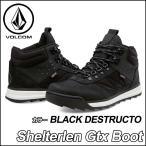 ショッピングvolcom volcom ボルコム スニーカー メンズ /新作/Shelterlen Gtx Boot /カラー/BLACK DESTRUCTO /  シューズ 靴 /