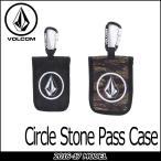 VOLCOM ボルコム ヴォルコム パスケース 16-17 スノーボード 【Circle Stone Pass Case 】 メール便可 日本正規品 【返品種別SALE】