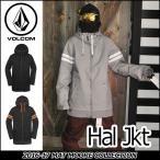 VOLCOM ボルコム スノー ボード ウェア 16-17 ジャケット スノーボード Hal Jkt/Jacket  日本正規品 【返品種別SALE】