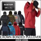 17-18 BURTON バートン MENS スノーボード 撥水 パーカー フリース Burton Crown Bonded Pullover Hoodie 予約販売品 10月入荷予定
