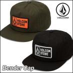 ショッピングボルコム VOLCOM ボルコム キャップ メンズ Bender Cap  帽子 メール便不可