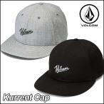 ショッピングボルコム VOLCOM ボルコム キャップ メンズ Kurrent Cap  帽子 メール便不可