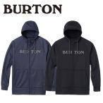 Burton バートン  フーディー パーカー メンズ CROWN BONDED FULL-ZIP HOODIE 2018-19年モデル Mサイズ TRUE BLACK JPN